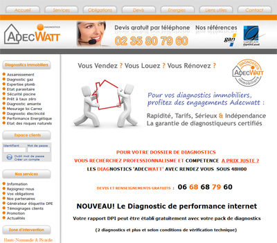 Diagnostic Immobilier Expert Devis Prix Diag Immo Fecamp 76400